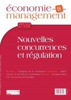 Revue Économie et Management n°159 Avril 2016