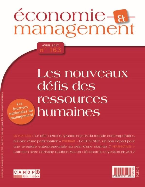 Revue Économie et Management n°163 Avril 2017